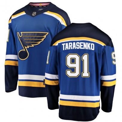 on sale a22e8 3e6b6 Men's Breakaway St. Louis Blues Vladimir Tarasenko Fanatics Branded Home  Jersey - Blue